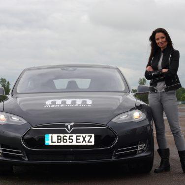 #TeslaModelS