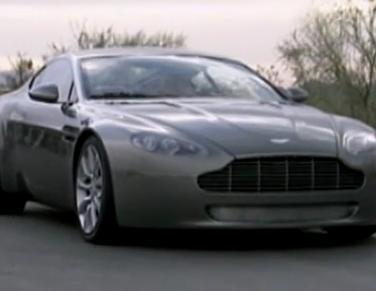 State Of The Art Aston Martin V8 Vantage
