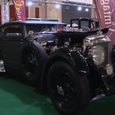 Vintage & Prestige Fine Motor Cars | Classic & Sports Car Show 2015