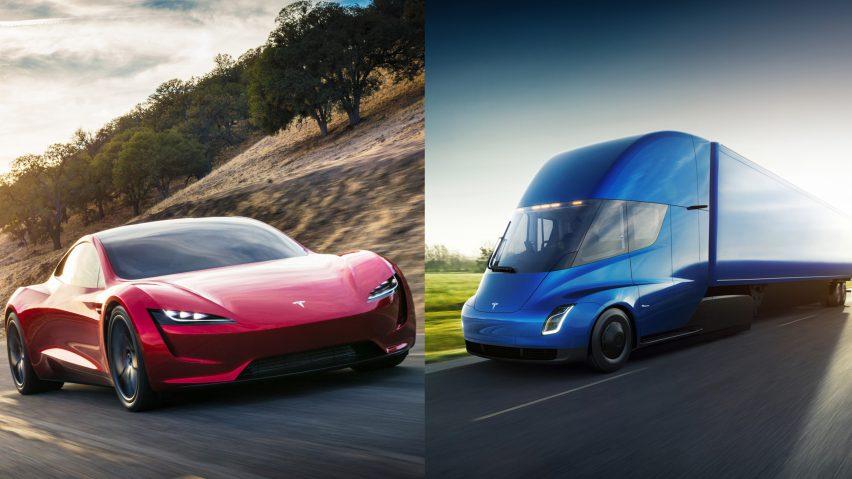 The Tesla Semi Roadster Reveal