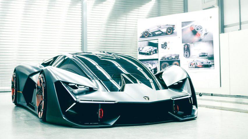 The Lamborghini Terzo Millennio Supercar Of The Future Men Motors